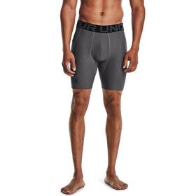 Under Armour HeatGear Armour Shorts Men, grijs